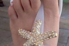 Uñas de pies 10