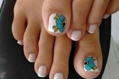 Uñas de pies 6